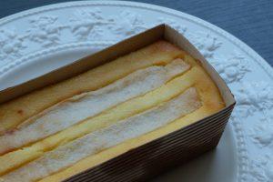 大吟醸酒粕チーズケーキ