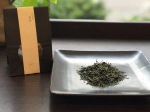 上級煎茶「紫秋」